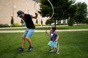 12-1 Hoop Dancing
