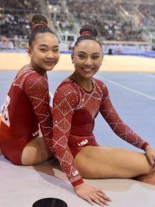 15-9 Sunisa Lee