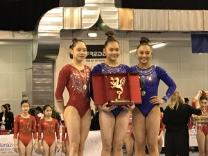 16-4 Sunisa Lee