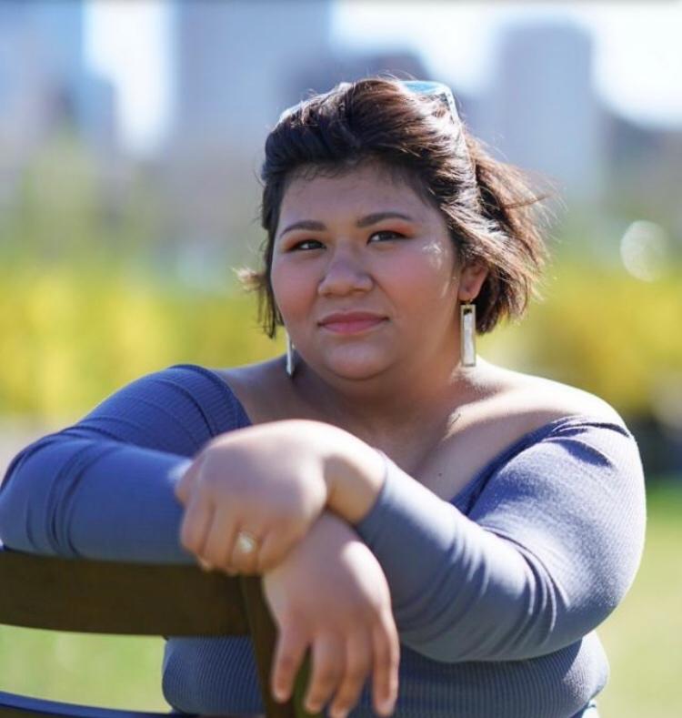 2019 ThreeSixty Scholar Heidi Sanchez Avila.
