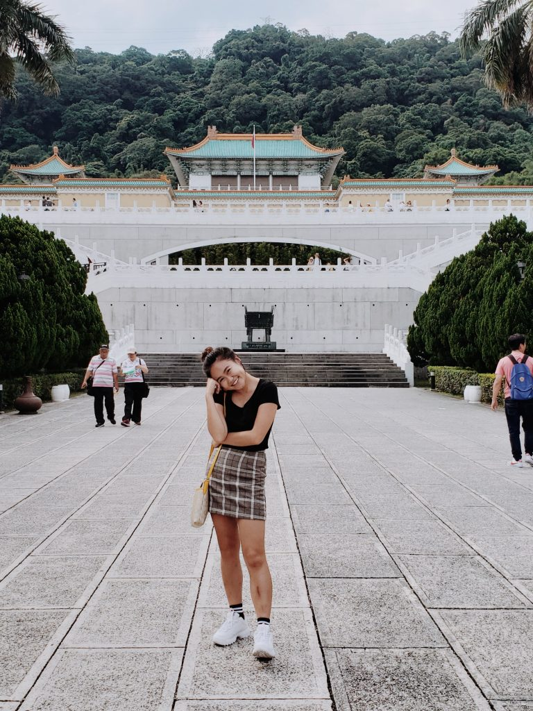 ThreeSixty Scholar Danielle Wong spent her spring semester studying abroad in Taiwan.