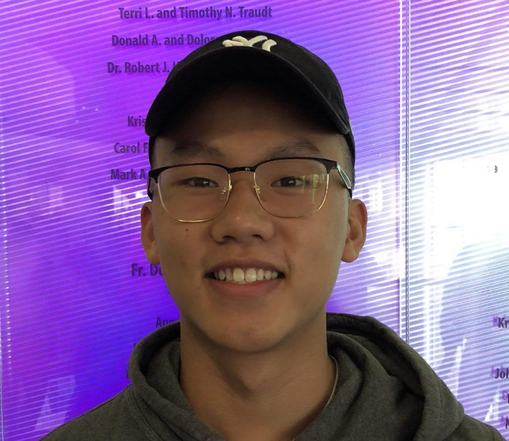 Alexander Vue, Harding Sr. High School