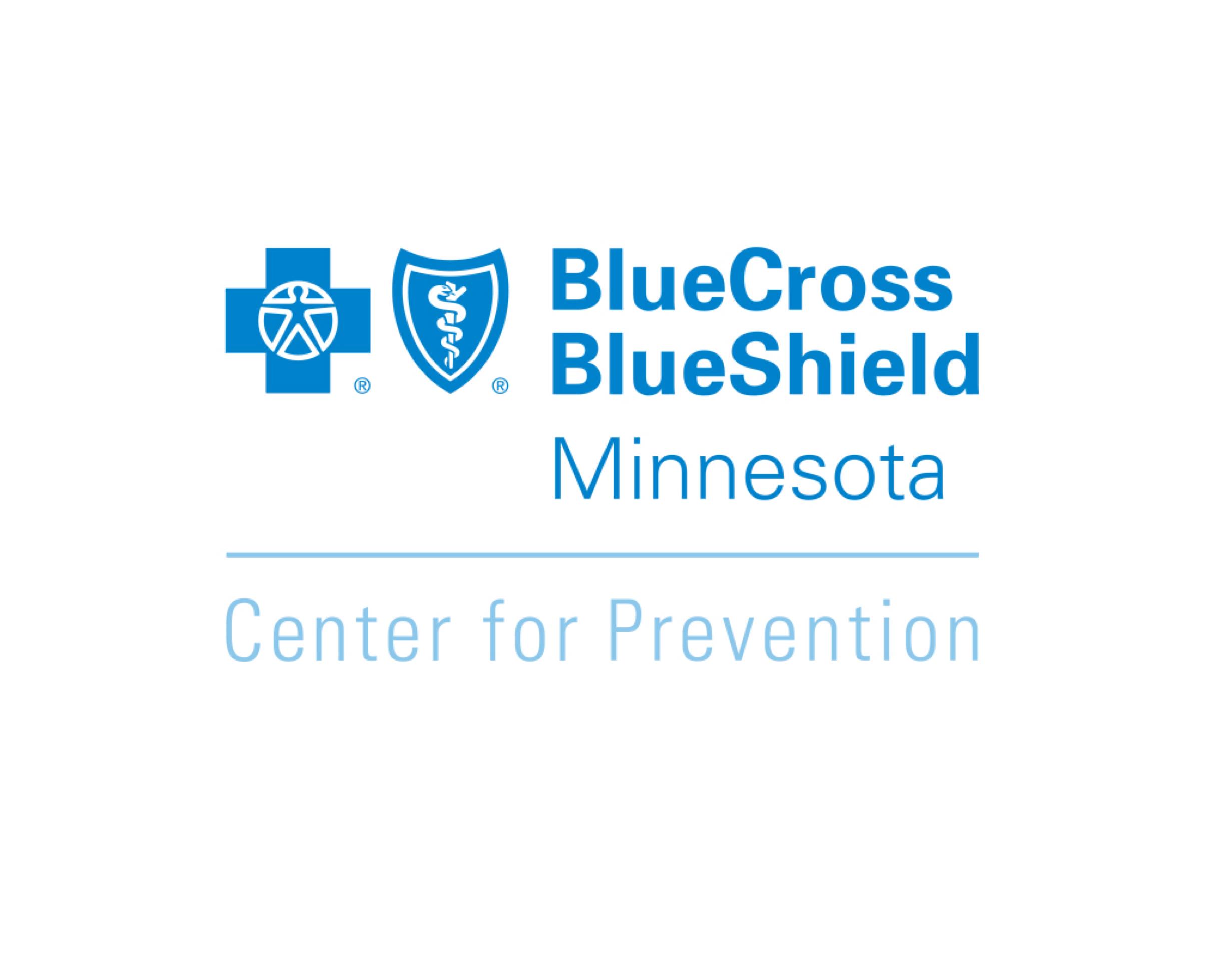 BCBS MN Center for Prevention Square Logo