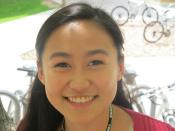 Danielle Wong, article author, headshot