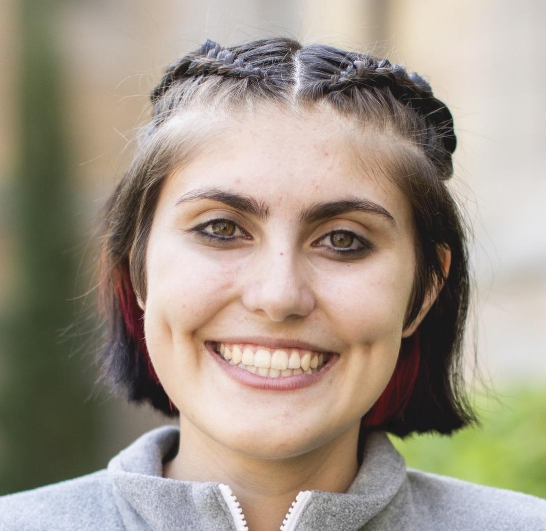 2021 ThreeSixty Scholar France Aravena Headshot