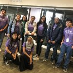 Cristo Rey High School students spent their spring break at the University of St. Thomas College of Arts and Sciences for College Essay Boot Camp.