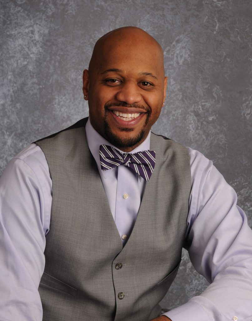 Michael Waker, the director of the Office of Black Male Student Achievement in Minneapolis Public Schools.