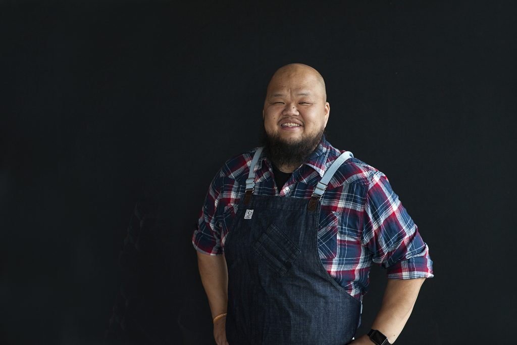 Union Hmong Kitchen co-founder Yia Vang.