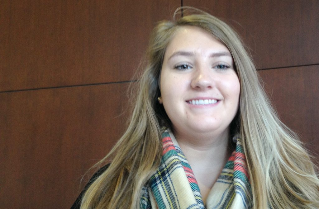 Amanda Peterson, University of St. Thomas