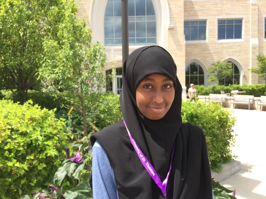 Safiya Mohamed, St. Paul Central High School