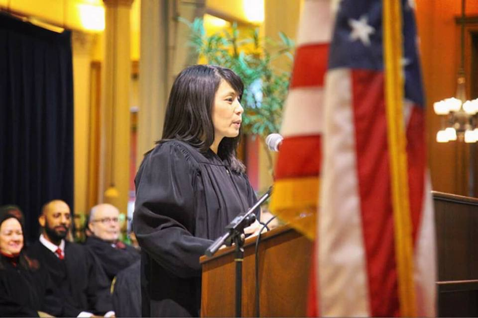 Judge Sophia Vuelo
