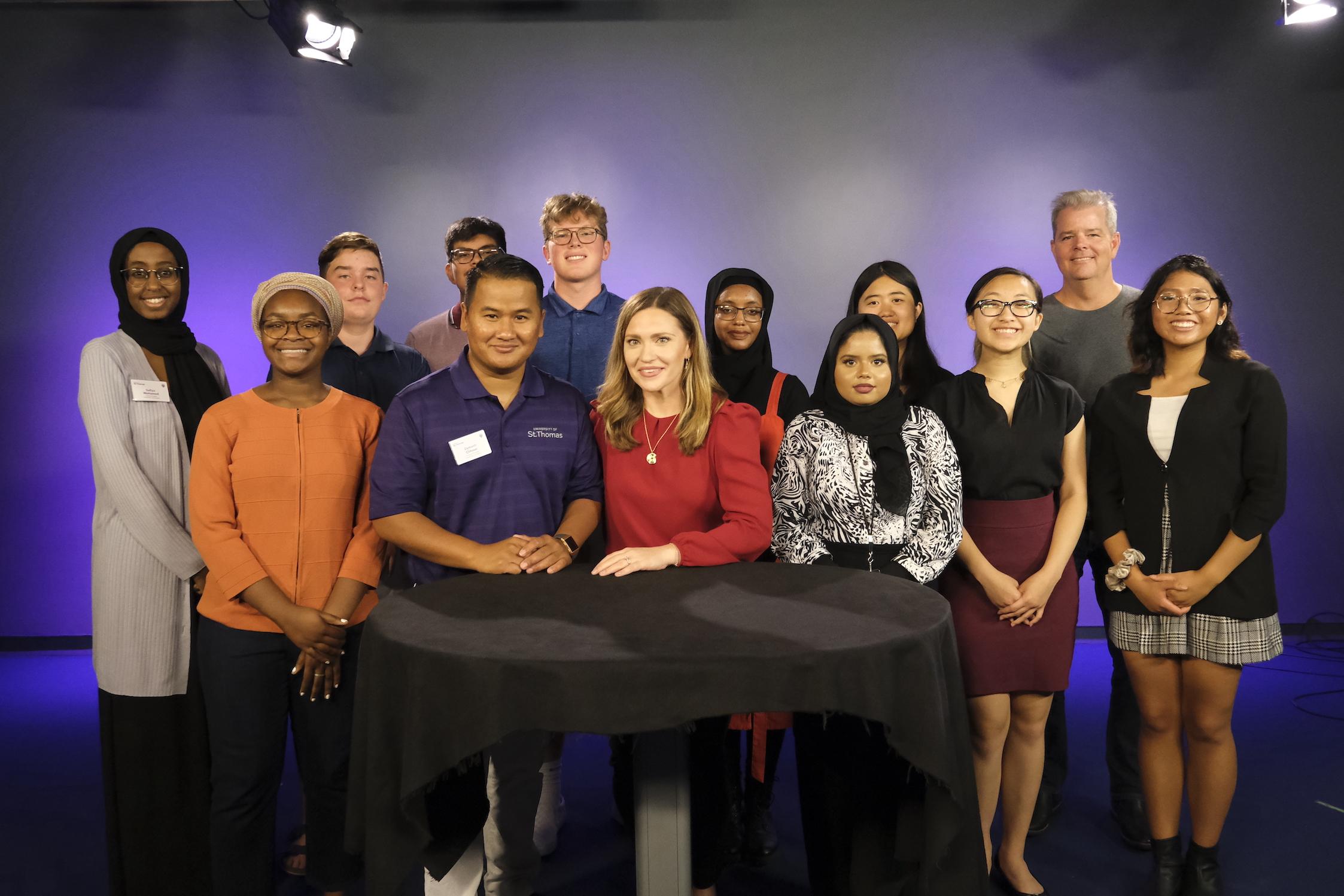 TV Camp studio group