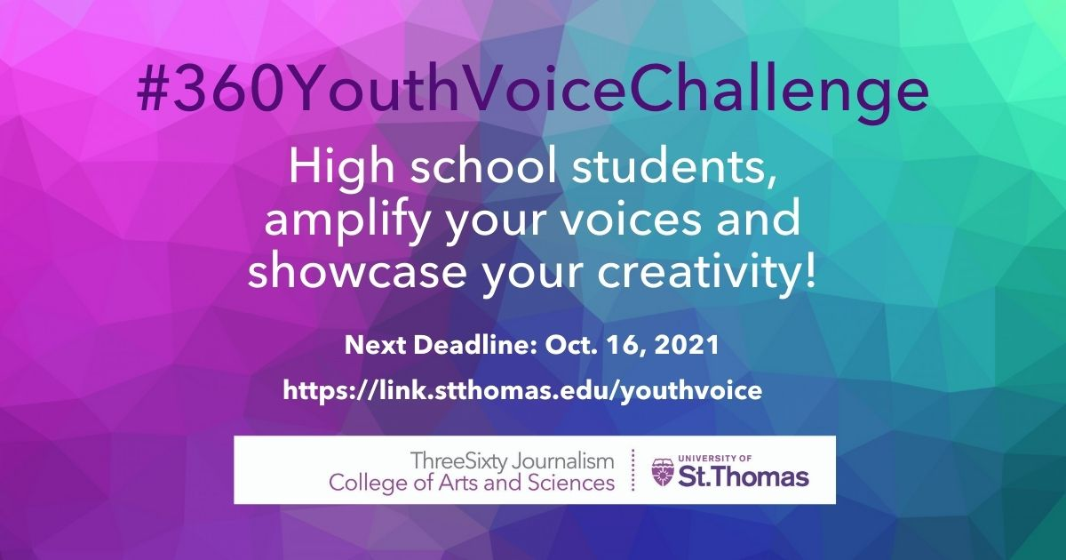 Youth Voice Challenge Fall 2021