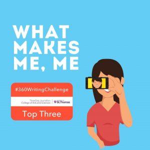 Writing Challenge - Me