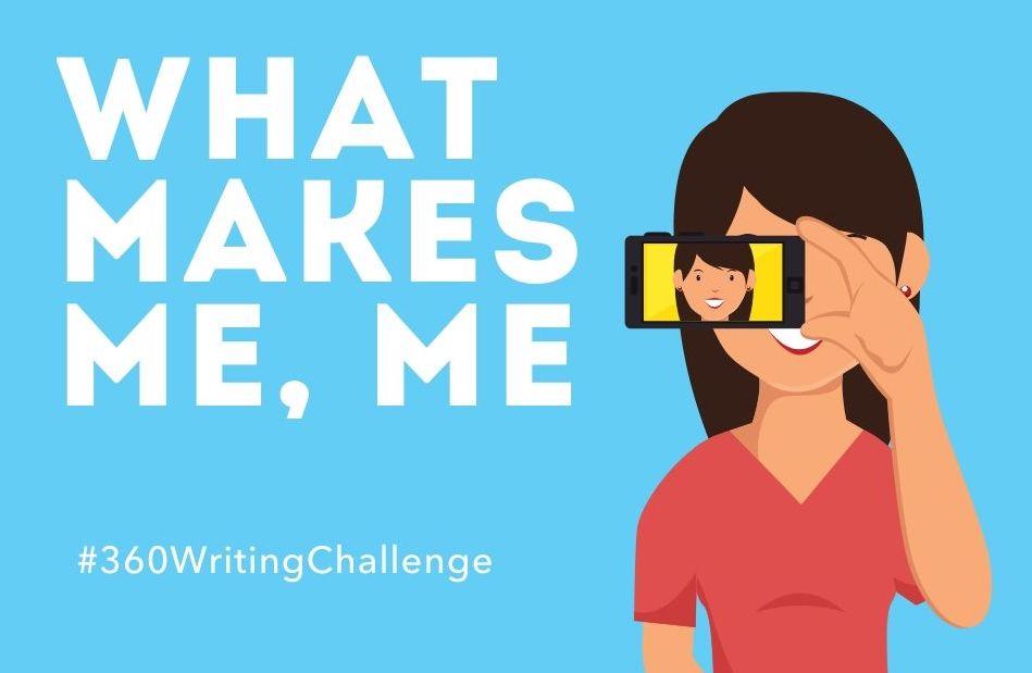 Writing Challenge - Me teaser image