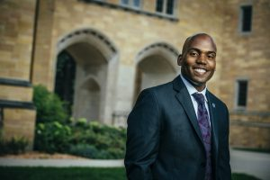 Dr. Yohuru Williams took over as the new dean of the College of Arts & Sciences at the University of St. Thomas this year. Williams was formerly the dean of the College of Arts & Sciences at Fairfield University in Connecticut. (Photo courtesy of University of St. Thomas)