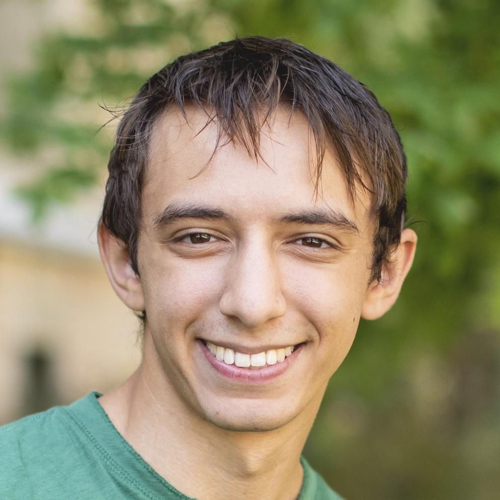 2018 ThreeSixty Scholar Zekriah Chaudhry Headshot
